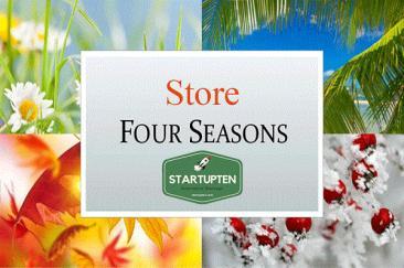 نام: Four-Seasons-Store-in-Startupten.jpg نمایش: 17 اندازه: 20.2 کیلو بایت